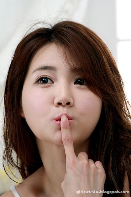 Han-Ga-Eun-Peach-Nightie-14-very cute asian girl-girlcute4u.blogspot.com