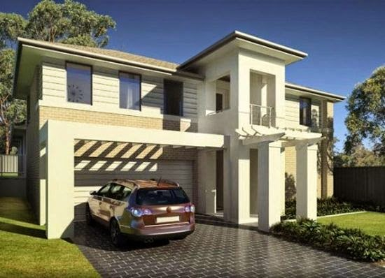 Fachadas de casas sencillas i for Fachadas de casas sencillas