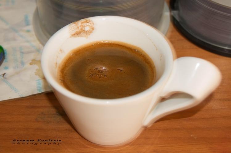 Γεια σας καφεδάκι;