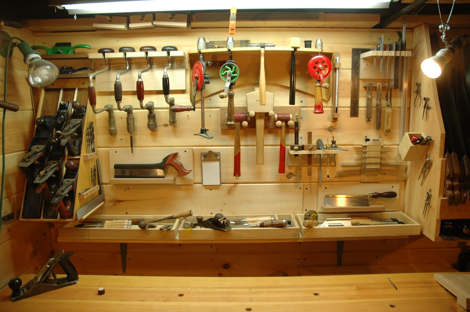 My Basement Woodshop