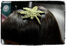 Sparkle Weed Headband