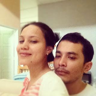 Suami Nadiya Nissa, Gambar suami Nadiya nissa, biodata nadiya nissa, gambar anak nadiya nissa, heroin adam dan hawa