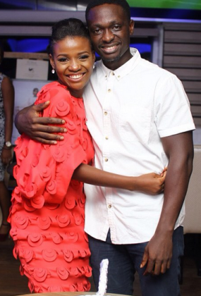 Actress/Singer Tomi Odunsi is Engaged