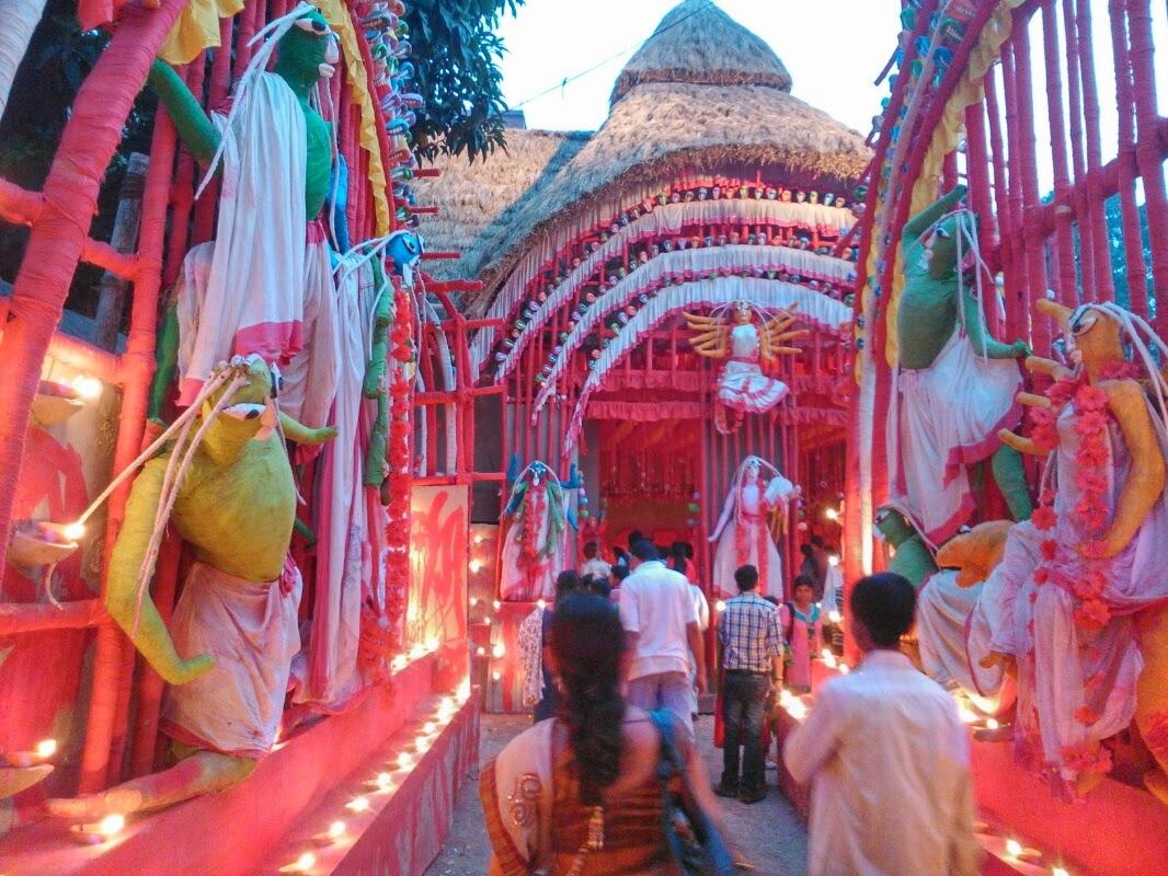 Puja 2014 Jagadhatri Puja 2014 1
