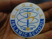 Pin Perguruan Global Islamic School, Condet