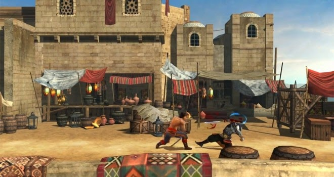 Prince of Persia The Shadow and the Flame para ios y android