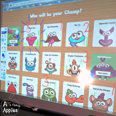 A is for Apples: GoNoodle Blogger Blitz!
