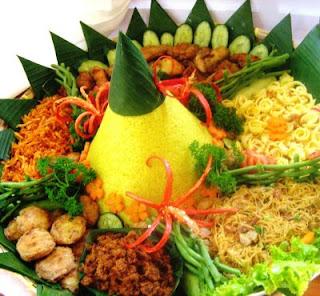 Nasi Tumpeng Surabaya