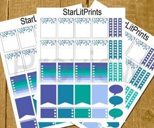 My Etsy Store: StarLitPrints