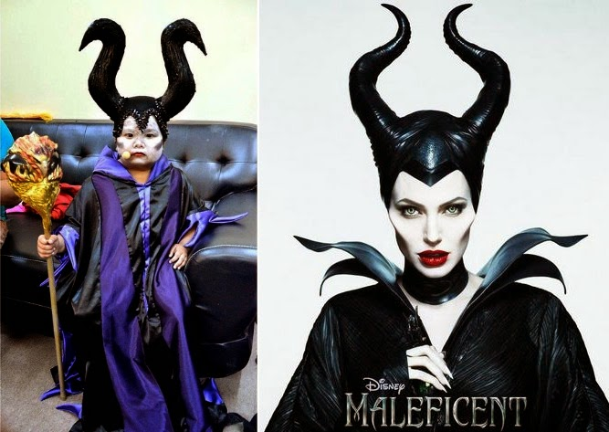 the adorable, vindictive fairy - maleficent!