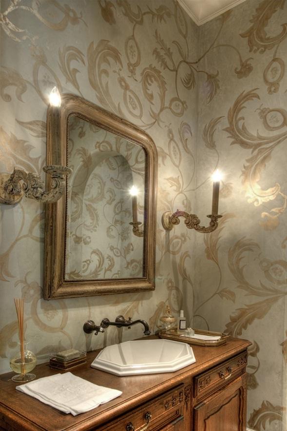 Imagenes Baños De Visita:20 Ideas para el Baño de Visitas