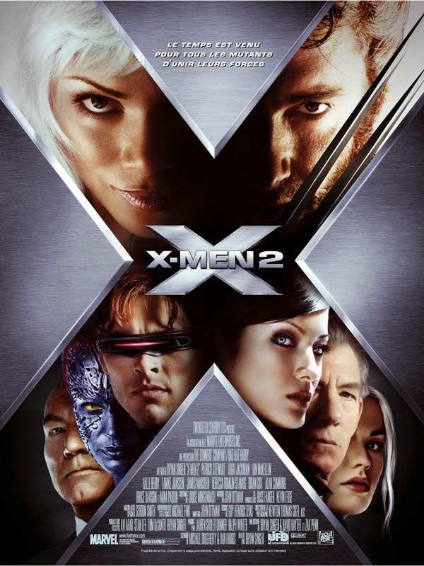 The X-Men Film Series (Topic Unique) X-Men-2-Image-1