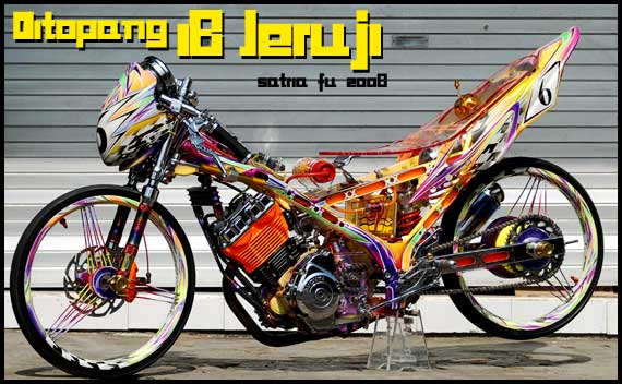 modifikasi motor untuk freestyle cb modifikasi cara bore up f1zr pelek title=