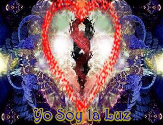Hoy les daré código de sanación y activación de la Luz Yo Soy.