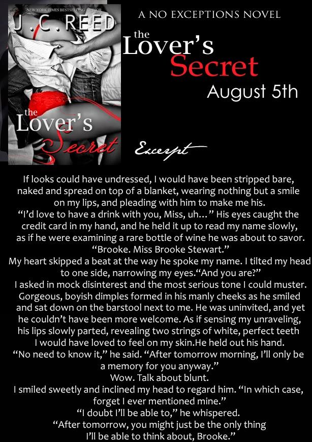 the lover's secret excerpt