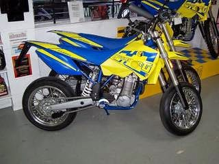 Husaberg FE 650 E Dirt Used Motorcycles
