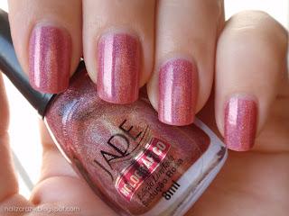 JADE holografico seducao rosa