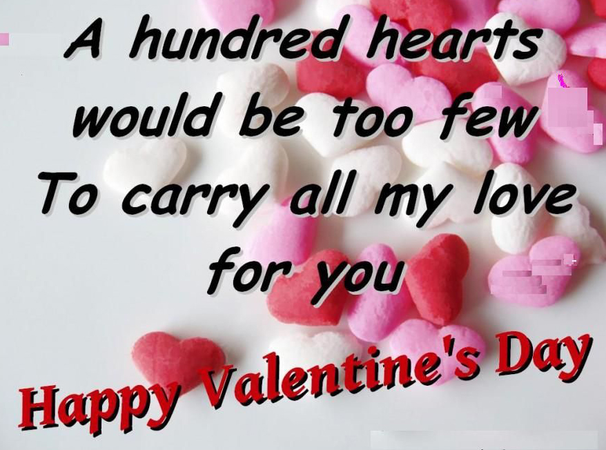 Valentine Love Quotes For Her Impressive Top 30 Happy Valentines Day Valentine Quotes For Her