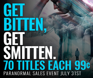 Paranormal Sales Event