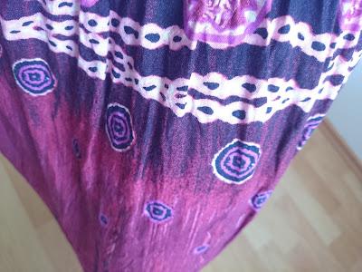 [Fashion] Ethno Boho Maxirock mit weißer Bluse // Boho maxi skirt with ethno print & white blouse