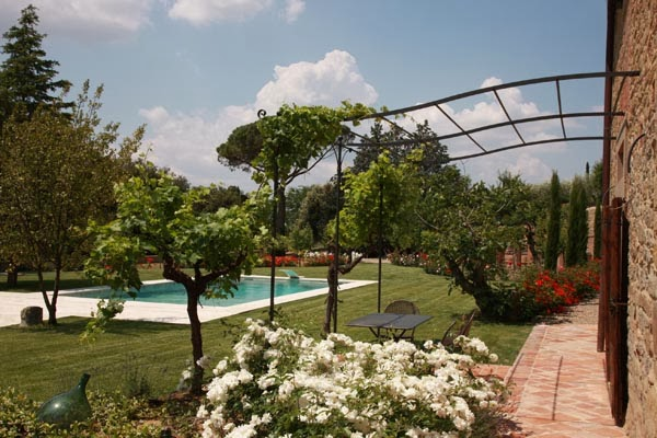 Jardín de Bramasole