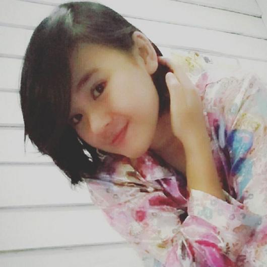 Heboh satpam cantik dari Bandung