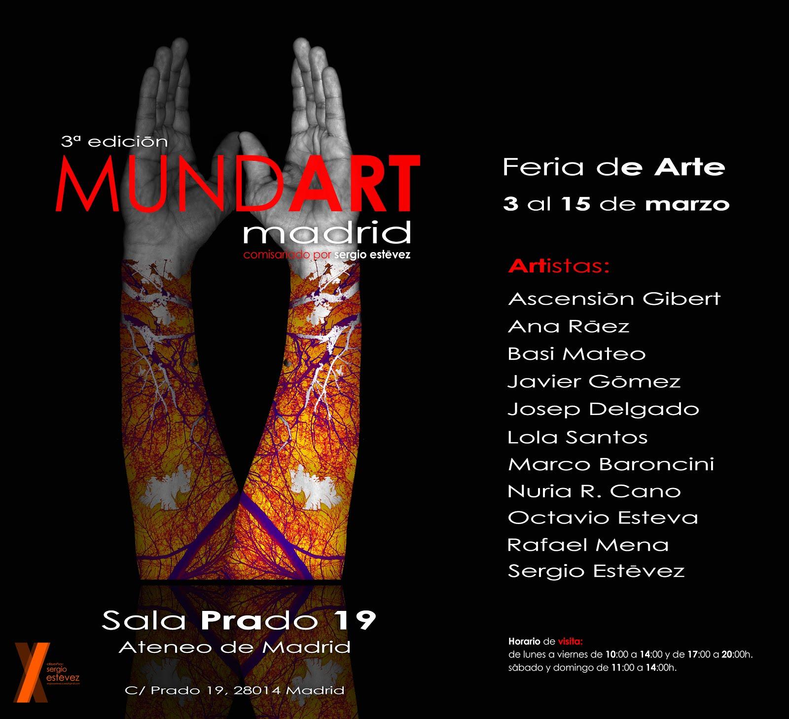 3ª EDICIÓN MUNDART ( MADRID)