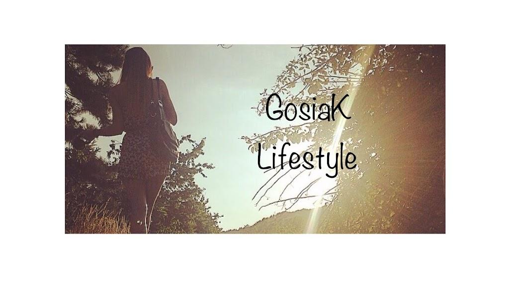 GosiaK Lifestyle