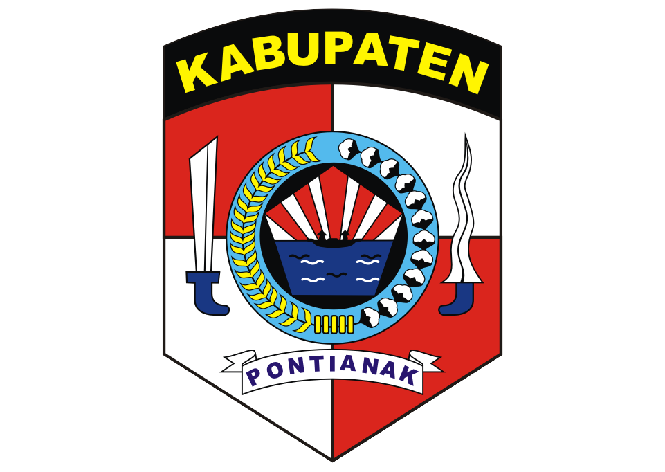 Logo Kabupaten Pontianak Vector download