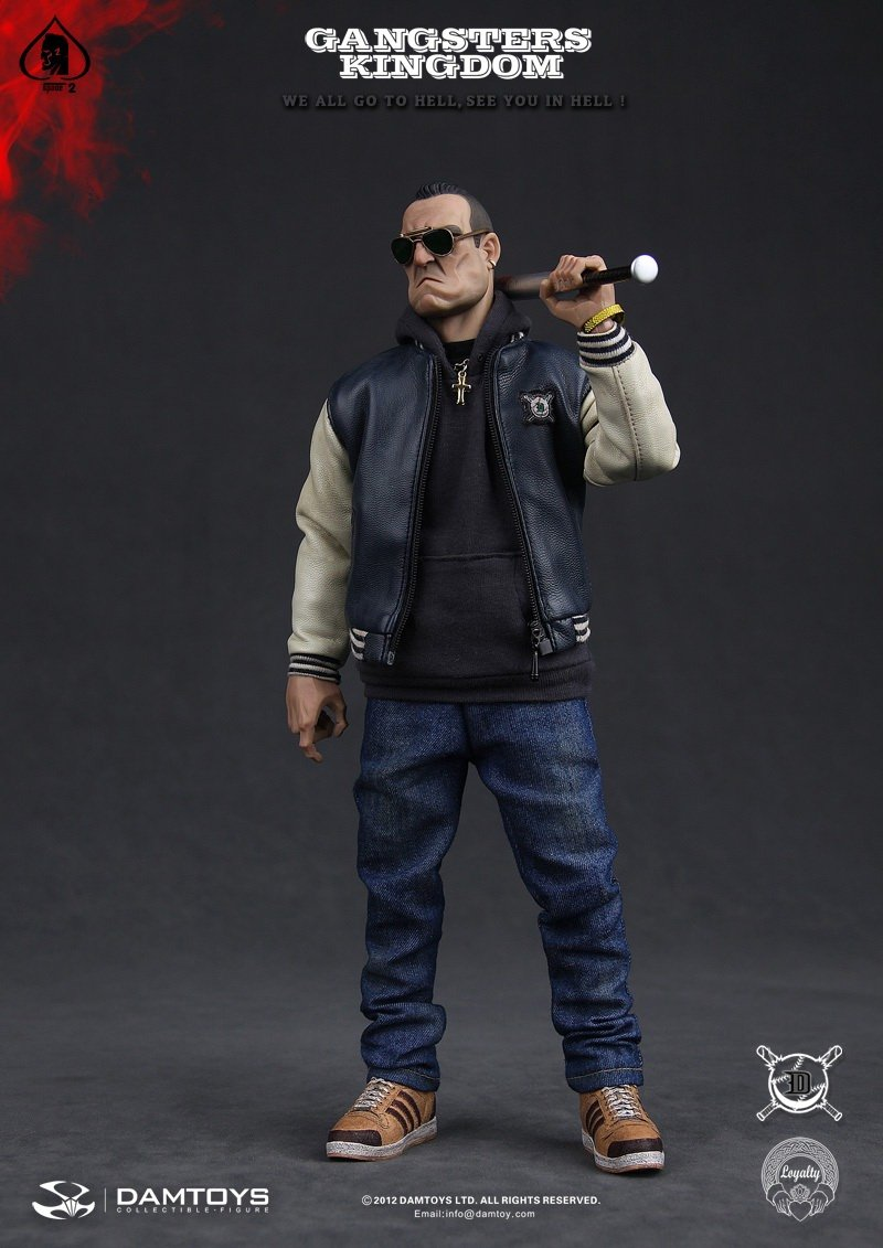 Dam Toys Gangsters Kingdom Spade 2