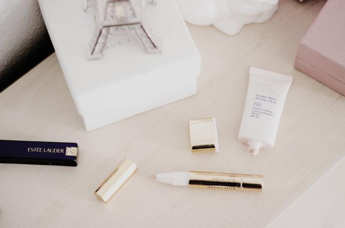 Estee Lauder Double Wear Brush-On Glow BB Highlighter 2w light medium Aimerose Beauty Blog