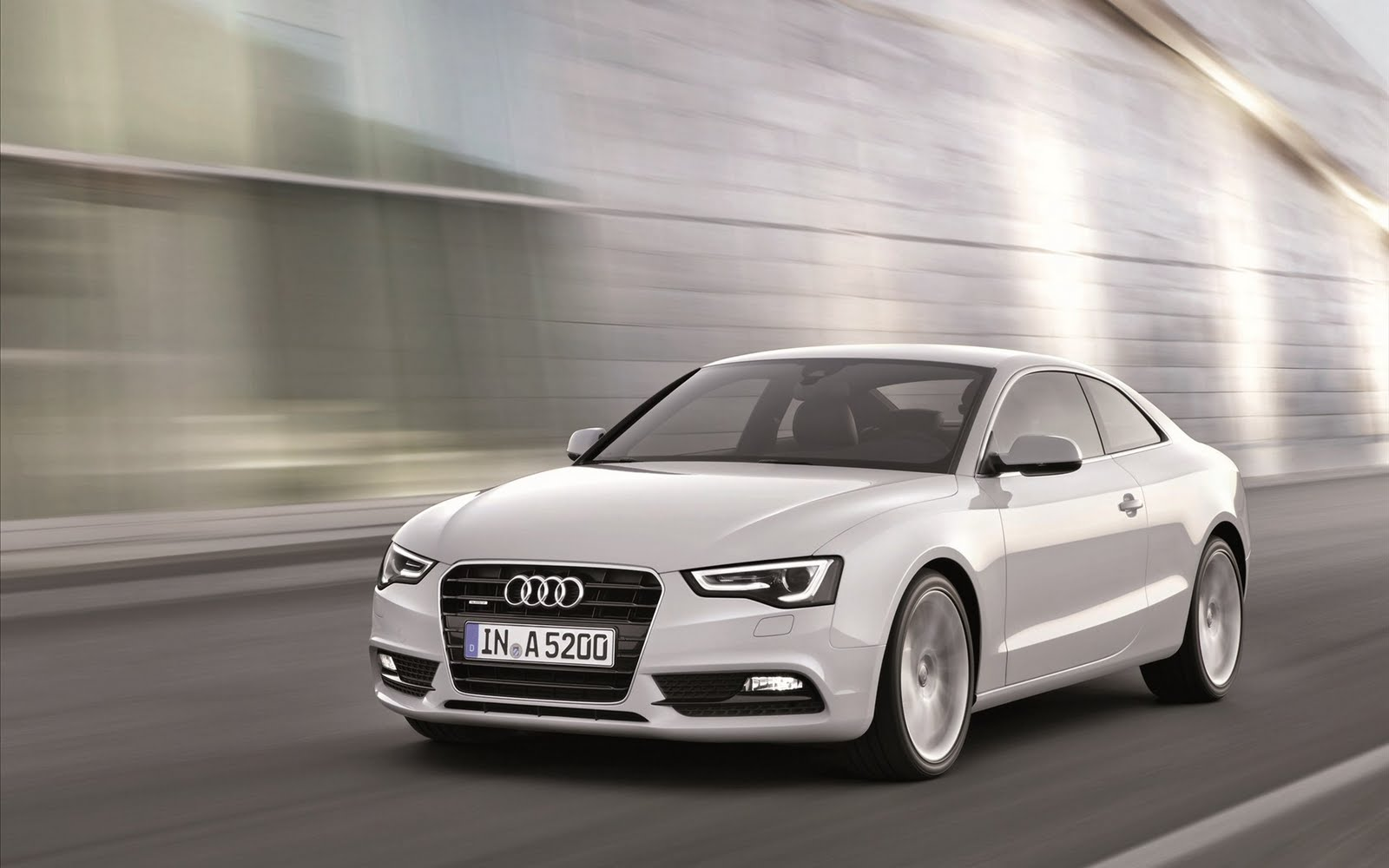 Audi Is Refreshing The A5 Model Series. Advanced Technologies Are Being  Added To The Sportback, Coupé, Cabriolet And S5 Models In The Areas Of The  Engine, ...