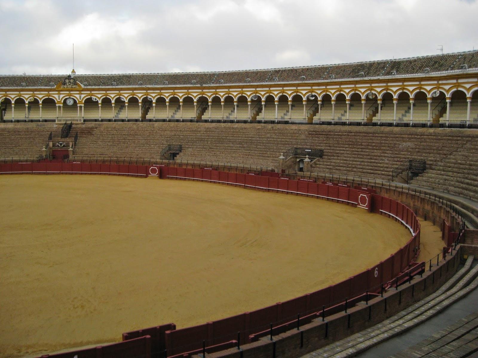 Seville - Bullfight arena