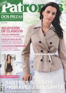 Patrones Extra №12 2012 Dos Piezas