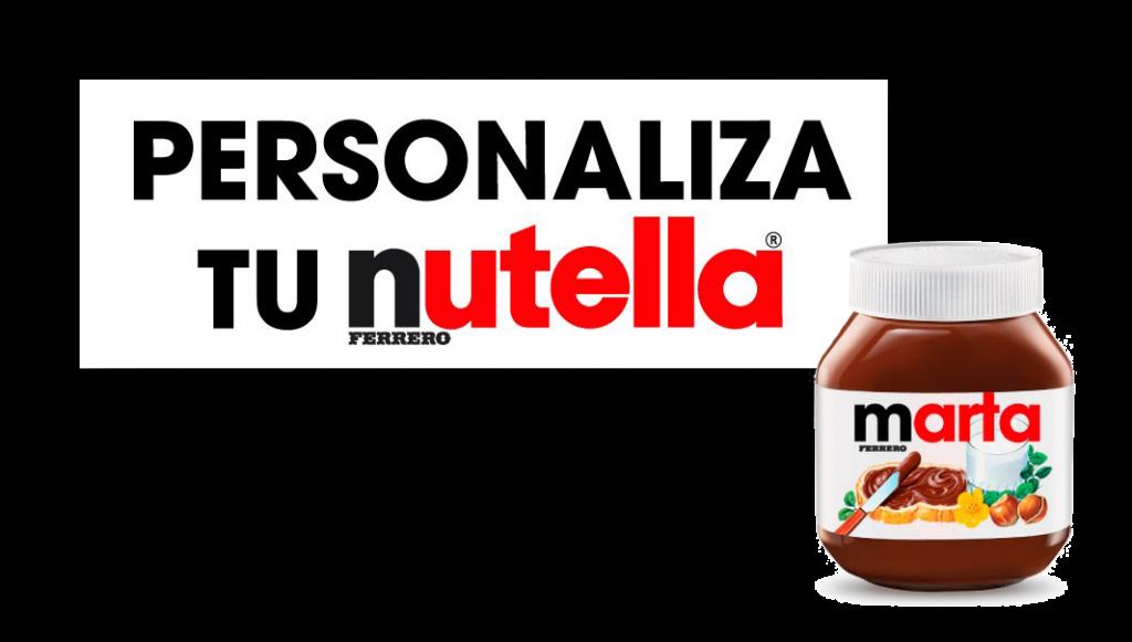 Campaña viral Nutella