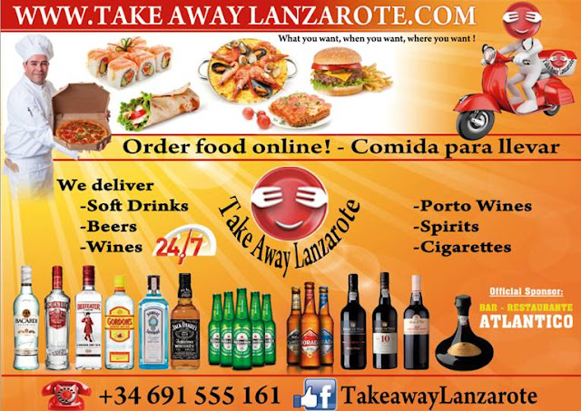Takeaway Food Lanzarote