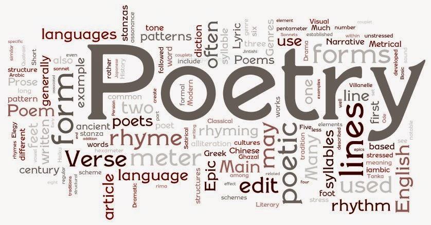 Puisi Bahasa Inggris