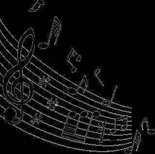 Como colocar símbolo de música: