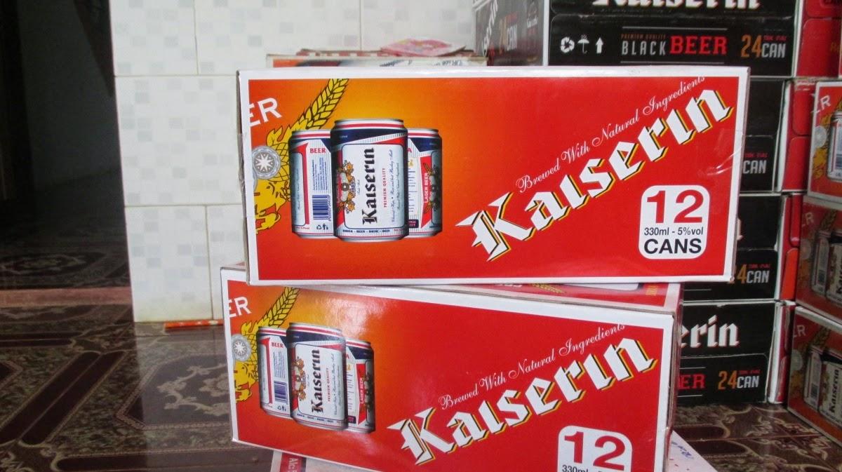Bia Kaiserin đen