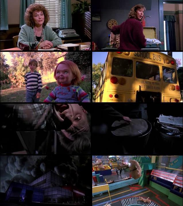 Childs Play 2 (1990) Dual Audio Hindi 720p BluRay