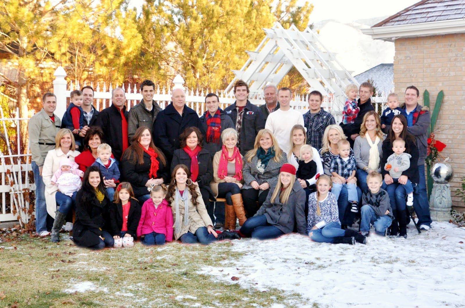 Spanish Fork Photography: Family Pictures: Martin-Peers ...