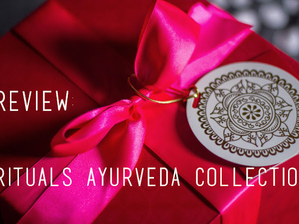 Beauty: Rituals Ayurveda collection review
