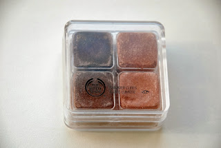 The Body Shop - Shimmer Cubes paletka 06.