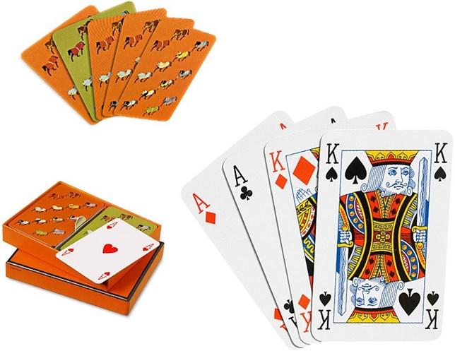 Poker se joga com um ou dois baralhos