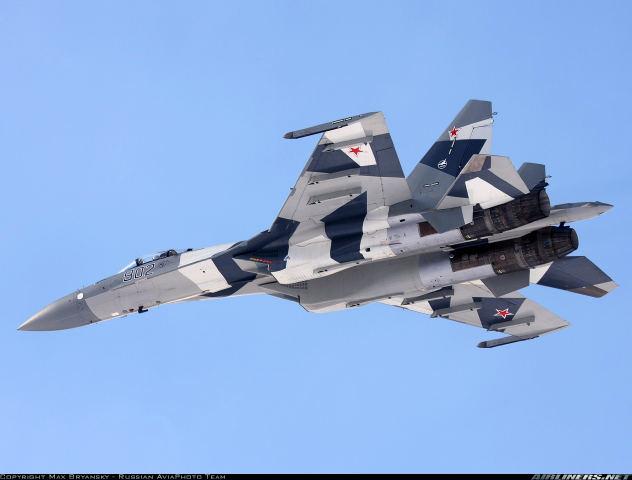 صور طائرات  Aircraft%2BSu-35