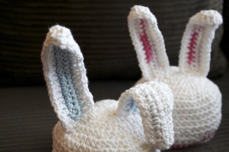 Amigurumi Bunny Ears : Pattern ballerina bunny crochet tutorial amigurumi