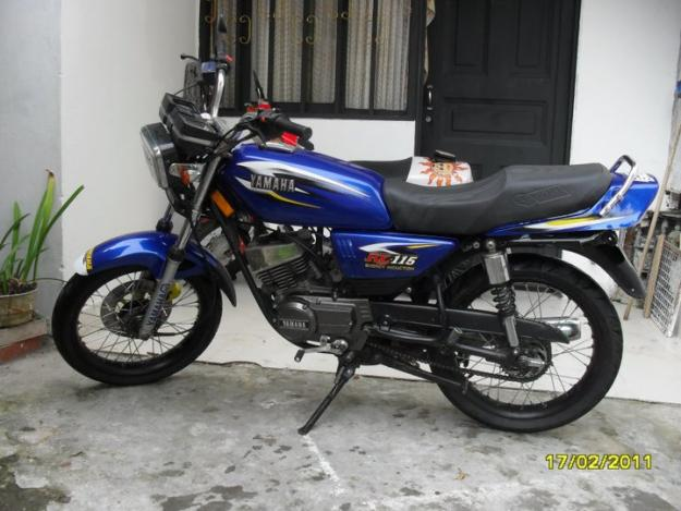 Fotos de motos ax 100 37