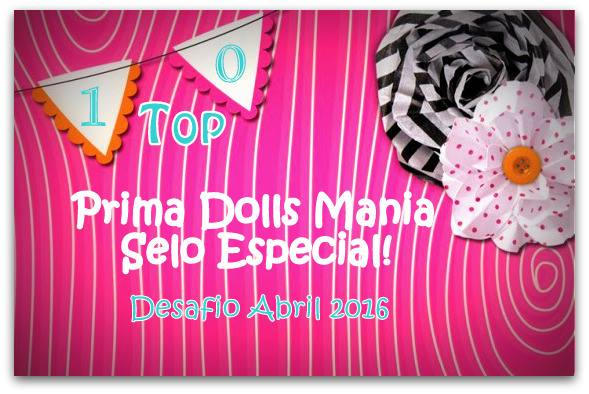 Fui Top 10 - abril/2016