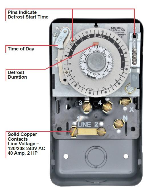 Schema Elettrico Beverly 500 : Circuito de contactor con timer digital electricidad ibf
