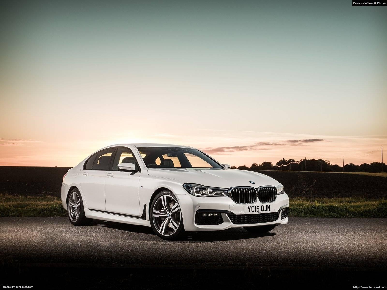 Hình ảnh xe ô tô BMW 7-Series UK-Version 2016 & nội ngoại thất